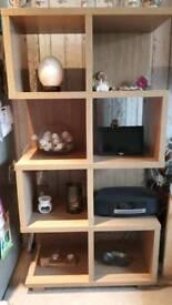 Wood Effect Storage Units