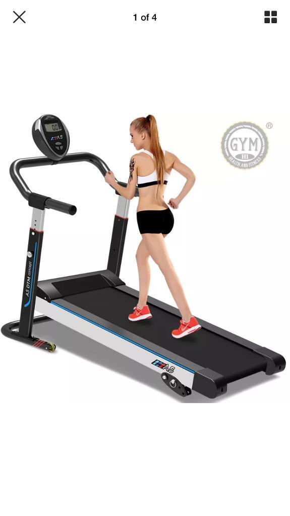 Treadmill accepting offers