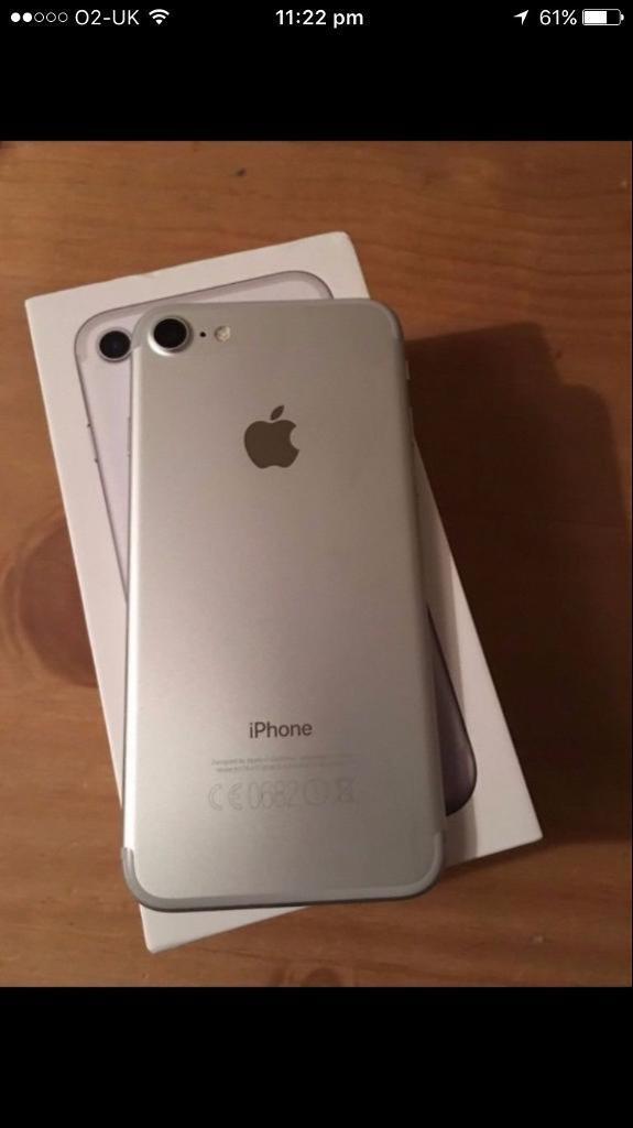 iPhone 7 white 256gb