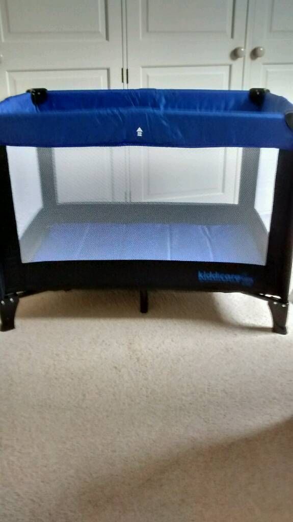 Kiddicare travel cotin Saffron Walden, EssexGumtree - Kiddicare travel cot rarely used in excellent condition