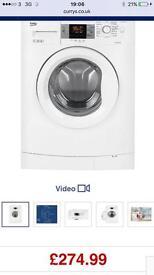 7kilo a++ rated washing machine digital