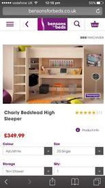 Single high sleeper