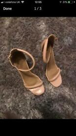 Miss guided shoes size 5