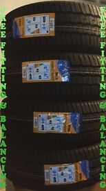 """""""SPECIAL OFFER FOR VAN TYRE"""" 215-60R 16C ROADKING 4 TYRE'S INCLUDING FITTING BALANCING ONLY £200"""