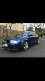 Audi A4 1.9 TDI Sport PD 130 2004. One Previous Owner