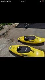 Big dog kayaks x2