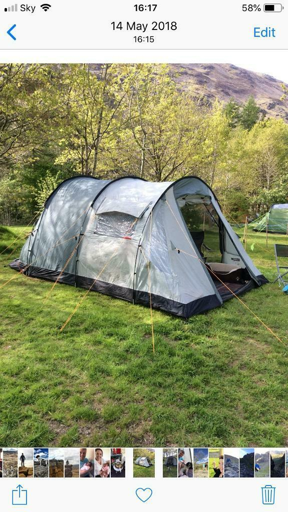 Vango Icarus 500 - 5 Birth Tent | in Sheffield, South ...
