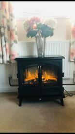 New .. DIMPLEX Cassia Noir Electric Fire