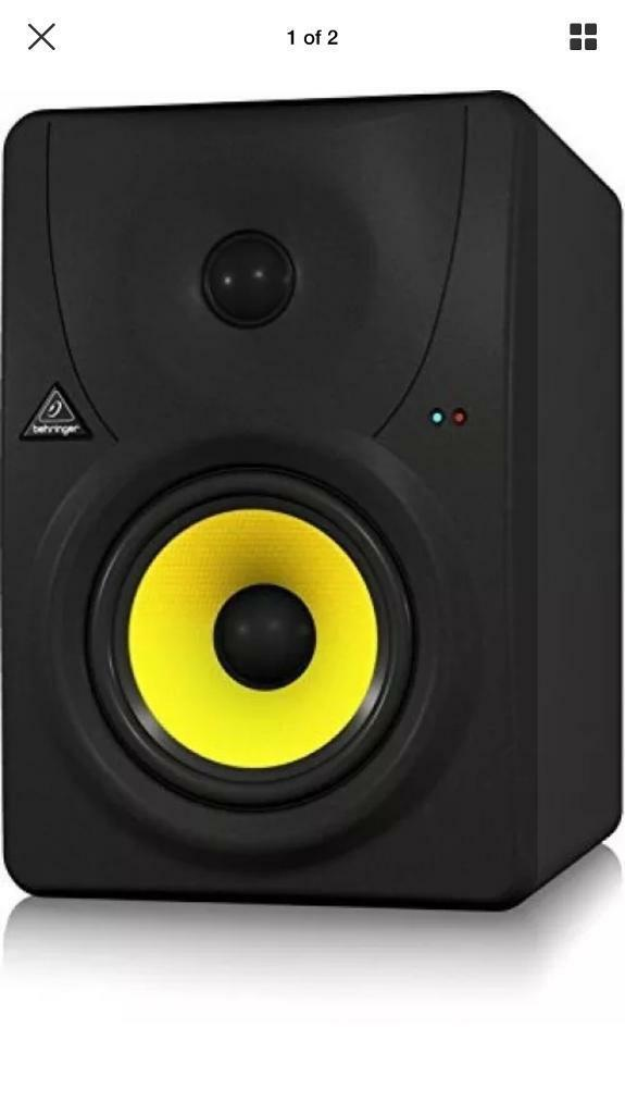 Behringer TRUTH B1030A 2‑way Monitor Speakers (Pair)