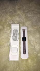 Rose Gold Apple sports watch!!!