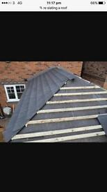 i am a roofer and i do re slating in North West