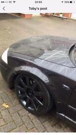 Audi Multi Fit Alloys