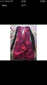Brand new mini dress