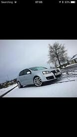 Golf GT tdi sport (May swap)