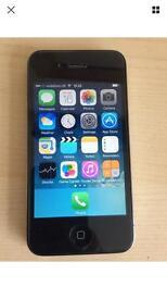 I phone 4 16gb black