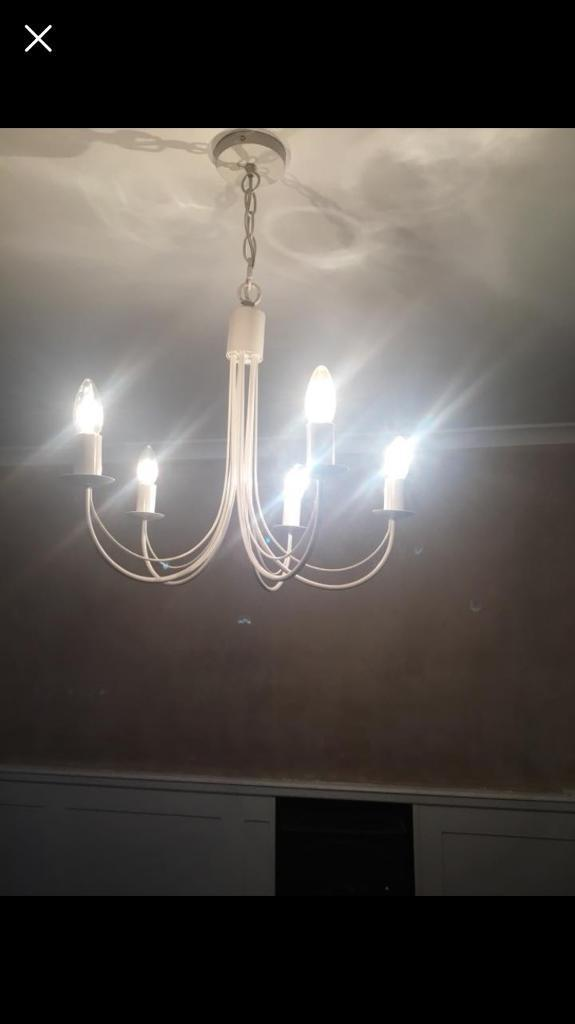 Next chandelier in long eaton nottinghamshire gumtree next chandelier long eaton aloadofball Image collections