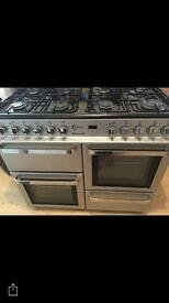 Brand new cooker never used