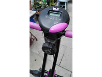 exercise bike in mint condition