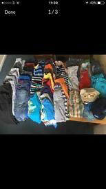 Massive bungle of kids clothes size 2-4yrs