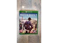 Xbox One Watch Dogs 2