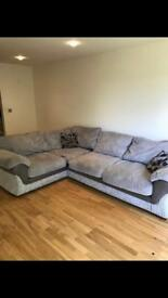 Large DFS sofa