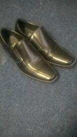 mens black shoes size 8