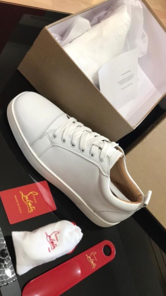 56125e1b4d3 Mens louboutin shoes size 9 | in Birmingham City Centre, West ...