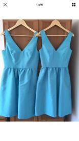 Alfred Sung designer bridesmaid dresses