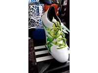Adidas Astro turf football boots size 7