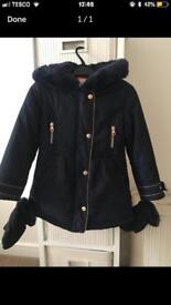 Ted Baker Winter Coat age 4-5 (2 available)