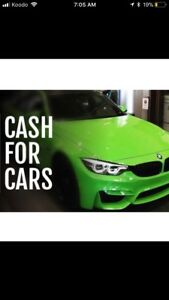 ✅WE PAY CASH FOR ALL SCRAP USED CARS! CALL US TODAY!✅