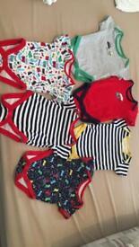 Baby vests 6-9 months