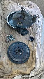 Austin A-Series A+ A-Plus 998cc Mini Engine Clutch, Flywheel & Housing