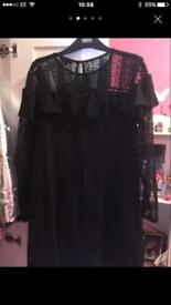 Black river island dress size 12