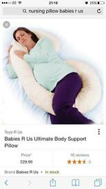 Babies r us ultimate body support pillow