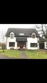 4/5 bedroom house Alness