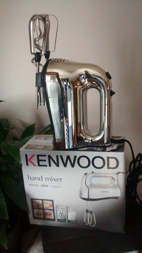 Kenwood HM536 Hand Mixer