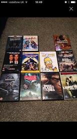DVD Bundle (some new) Open To Offers
