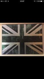 Union Jack canvas