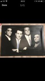 The Goodfellas Large Canvas