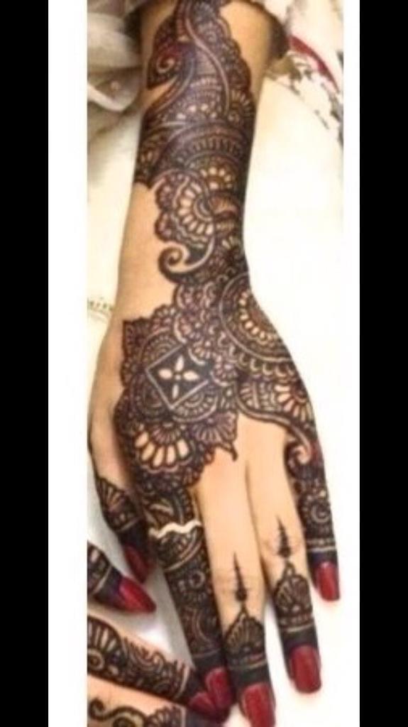 Mobile Henna Artist