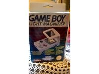 1980s Game Boy Light Manifier *BOXED*