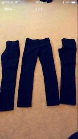 School Skinny Trousers