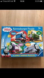 Thomas and friends interactive mat and jigsaw