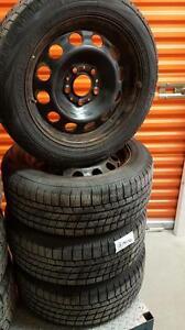 (8) Pneus d'Hiver - Winter Tires 205-55-16 Pirelli 8/32