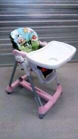 High Chair Peg Perego Prima Pappa Diner - RRP £128