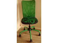 Green Ikea Desk Chair