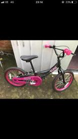 Girls bike for sale £20
