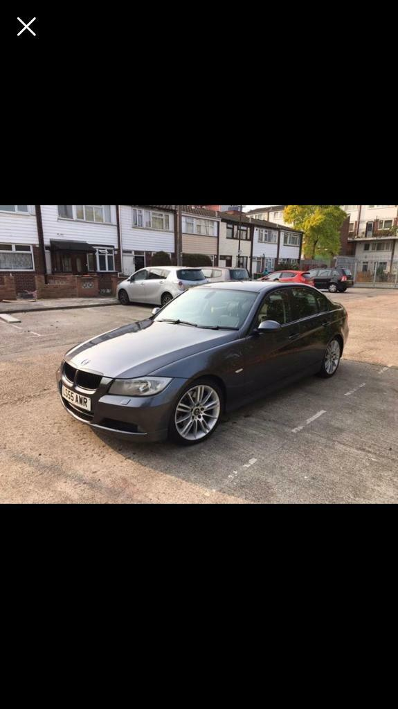 bmw 330i, is not 320d,325d