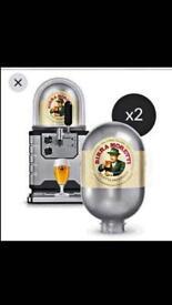 Blade beer machine